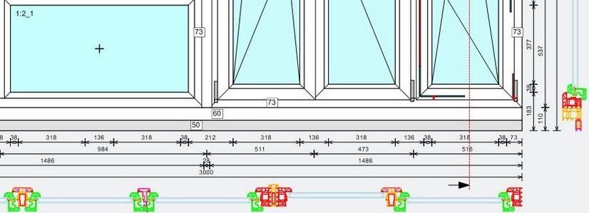 Fensterkonstruktion konfigurieren for Holzfenster konfigurieren
