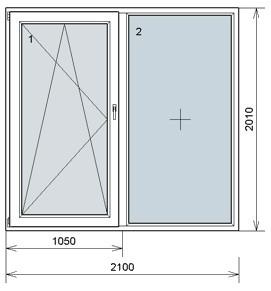 fenster zeichnen. Black Bedroom Furniture Sets. Home Design Ideas