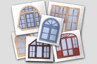 Fenster Zeichnung