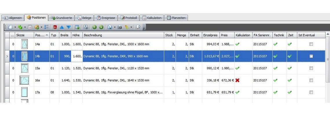 Fensterhandel Software Für Alle Betriebsgrößen